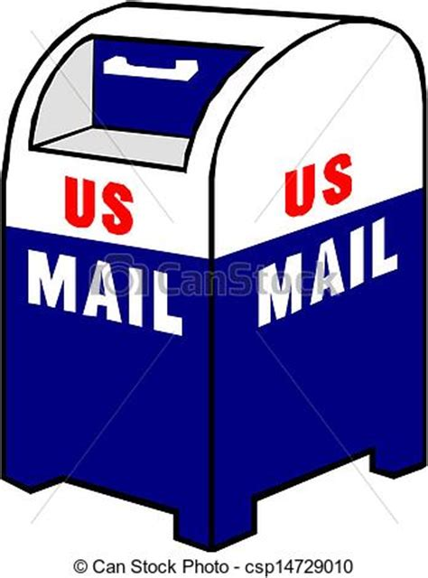 Mailbox Clipart Mailbox Icon Clipart Collection