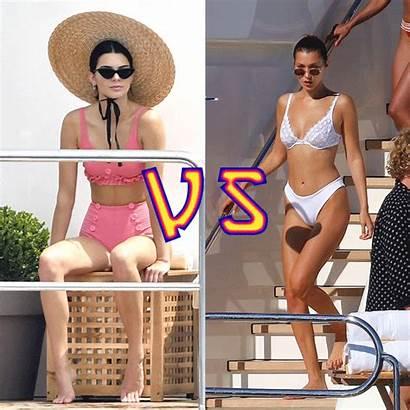 Kendall Bella Swimwear Jenner Hadid June Swimsuit
