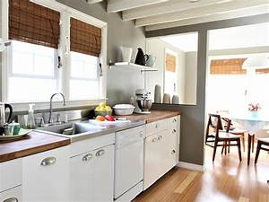 White, Kitchen, Ideas, From, Contemporary, To, Country