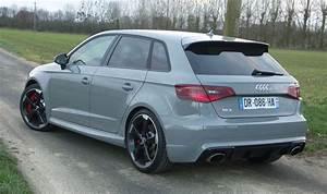 Quelle Audi A3 Choisir : essai audi rs3 double face ~ Medecine-chirurgie-esthetiques.com Avis de Voitures