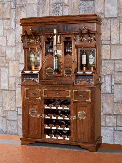 mobile credenza  enoteca  spinatura alcolici