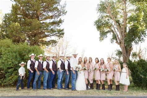 Country Glam Wedding