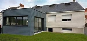 Isolation Extérieure Bardage : isolation thermique par l 39 ext rieur ite 44 wood al ~ Premium-room.com Idées de Décoration