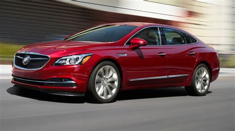 2018 Buick Lacrosse Gets A Mild Hybrid Model, Lower Price