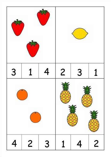 fruit worksheet for crafts and worksheets for