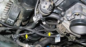 E36 M52 Engine Wiring Connector With No Home