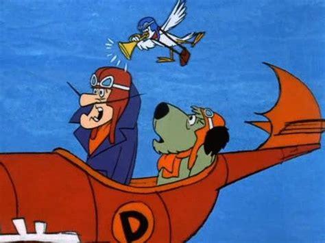 dastardly  muttley   flying machines yankee
