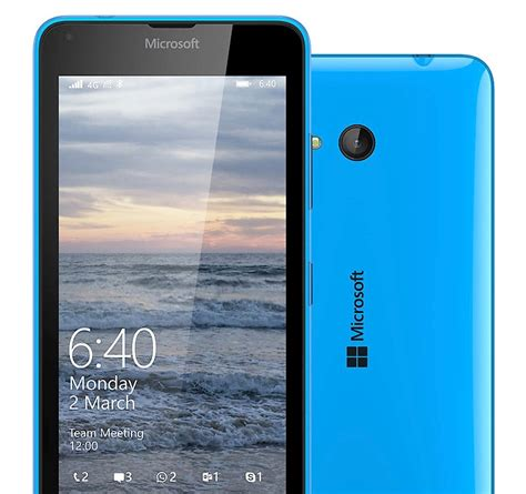 lumia 640 pre orders start in uk microsoft stores release scheduled for 7 april