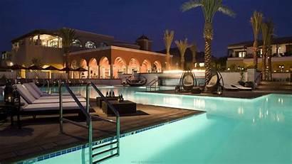 Luxury Pool Desktop Mansion Wallpapers Pools Night