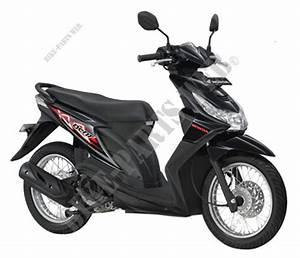 Beat110c Sw Jfd1 Honda Motorcycle Beat 110 Fi Spoked