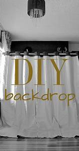 Photography, Backdrop, Stand, Diy