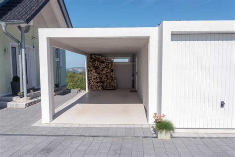 Zapf Garage Carport by Die Fertiggarage M 246 Glichkeiten Und Vorteile R 246 Tzer