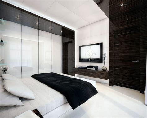 chambre et noir déco chambre blanc et noir