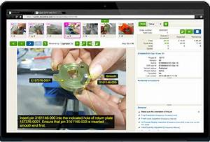 Software Gathers Data For Full Traceability
