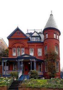 red brick victorian victorian homes victorian house