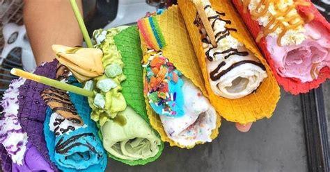 Sweet Rolled Taco's Founder Reveals His Tastiest Dessert