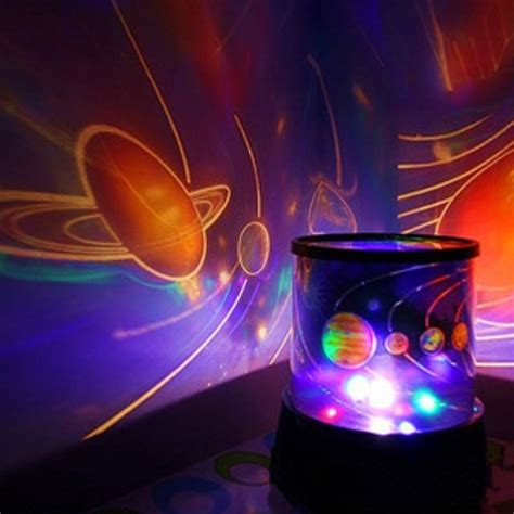 Kids Bedroom Starry Night Sky Projector Lamp Star Master