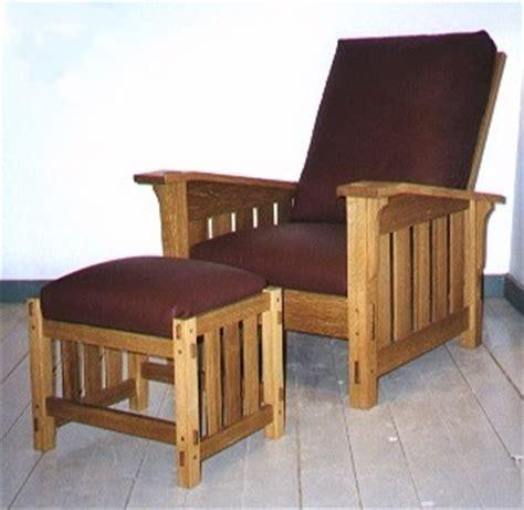 morris chair recliner plans pdf diy woodworking morris chair plans end