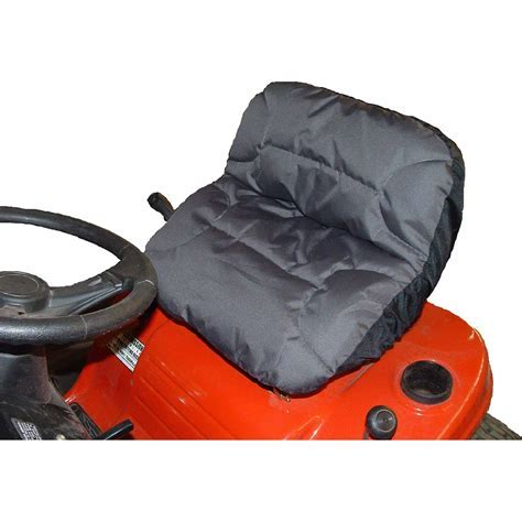 Classic Accessories Deluxe Lawn Tractor Seat Cover   Sears