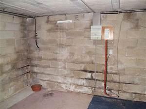 mur humide quoi faire du salpetre sur mon mur tout With mur exterieur humide que faire