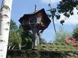 Baumhaus Auf Stelzen : schlafen im baumhaus bernachtungen in den kronen der b ume ~ Articles-book.com Haus und Dekorationen