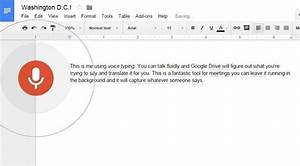 6 new google drive features you need to know about cnet With google docs voice typing android