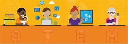 Stem Science Technology Microsoft Training Animation Studying