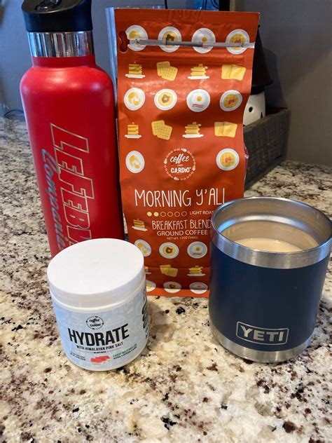 Coffee does have a mild diuretic effect, but this effect is reduced in regular coffee drinkers since they build up a tolerance, giving coffee a great ability to hydrate as well as wake you up. HYDRATE with Himalayan Sea Salt is the newest addition to ...