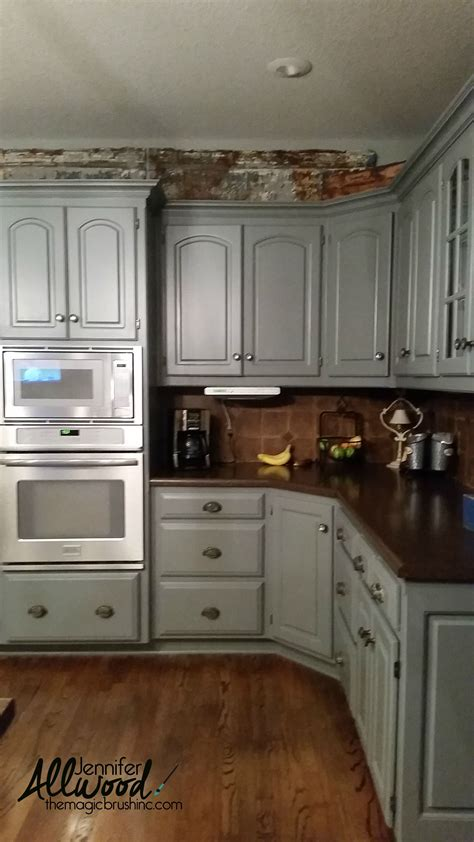 kitchen with tile backsplash how to paint kitchen tile and grout an easy kitchen update 6553