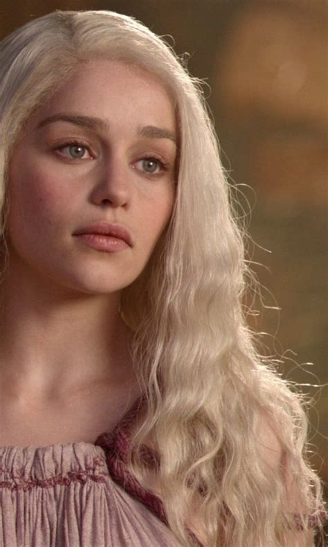 game  thrones emilia clarke wallpaper hd wallpaper