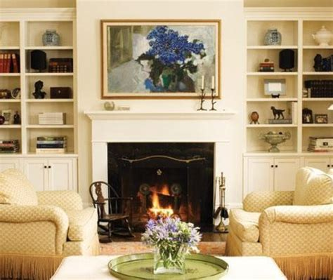 Living Room With Fireplace And Bookshelves by Outstanding Built In Bookshelves Around Fireplace Inside