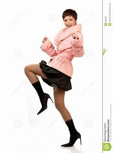 Happy-go-lucky fotografia stock. Immagine di femmina ...