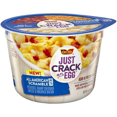 NEW: Just Crack an Egg - King Kullen