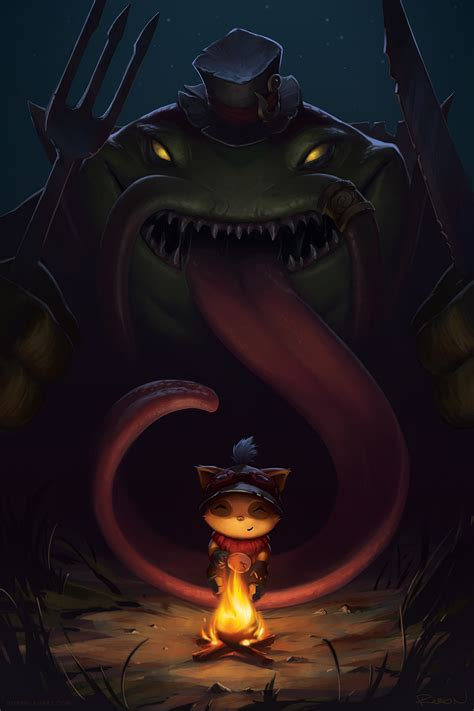 Unbench The Kench Memes - tahm kench the river king by robynlauart on deviantart
