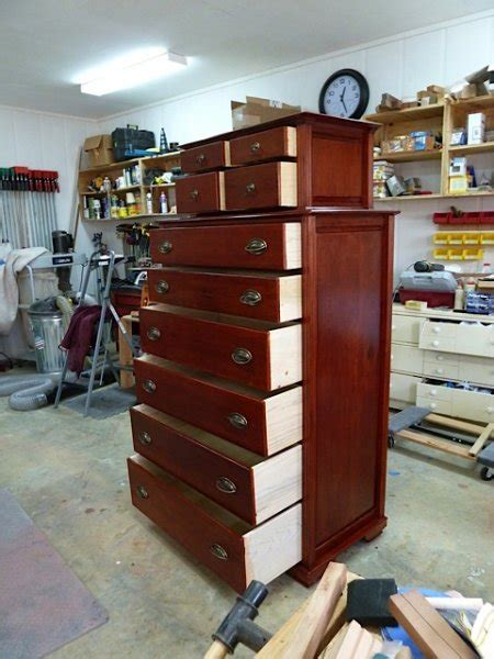 chest  drawers  wood whisperer guild