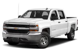 chevrolet silverado  prices  trim information