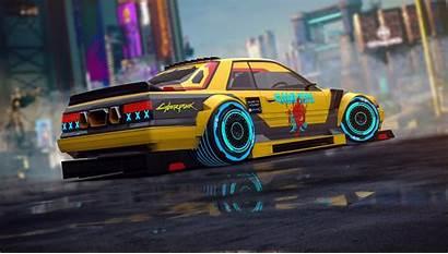 4k Cyberpunk Wallpapers Cars Desktop Artwork Digital