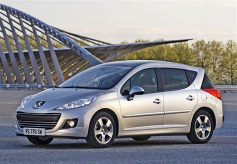 peugeot 207 new used peugeot 207 sw cars for sale on auto trader uk