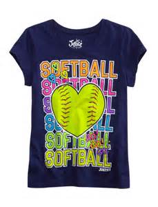 Justice Softball Clothes for Girls