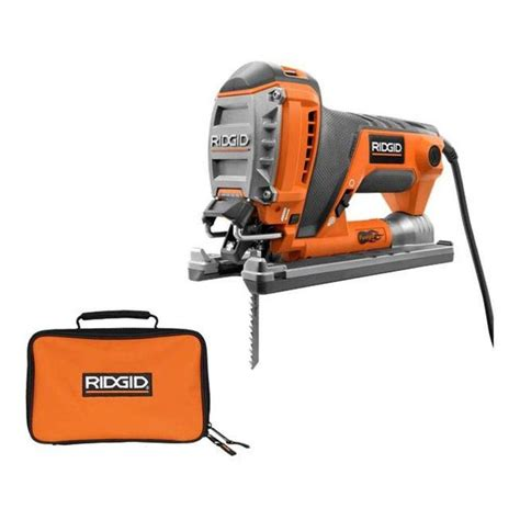 home depot ridgid tile saw ridgid fuego 3 compact orbital jig saw home the o