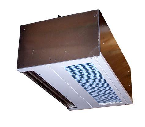 berner air curtain distributors berner s in ceiling mount air curtain now with trim kit