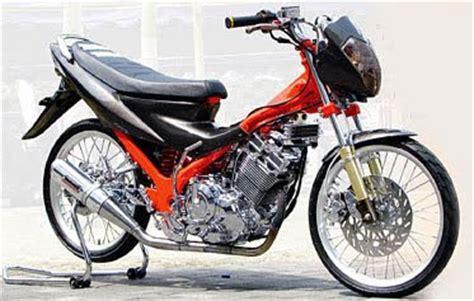 Modifikasi Satria Fu Jogja by Display Of Motor Sport Modifikasi Suzuki Satria Fu 06