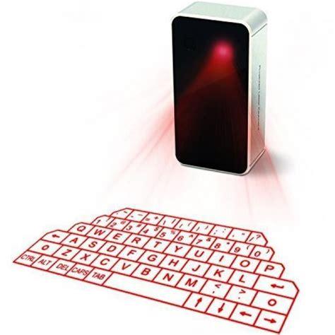 clavier bluetooth projection laser la clinique du smartphone