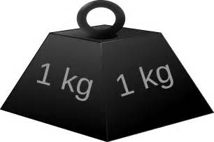 1 Kilogram Weight
