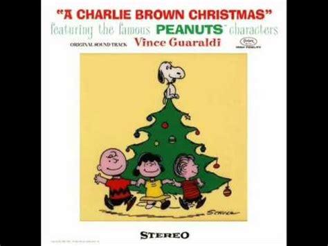 vince guaraldi trio christmas song vince guaraldi trio the christmas song youtube