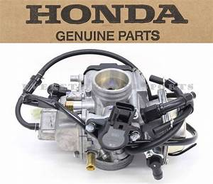 New Genuine Honda Carburetor 05