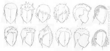 coupe cheveux dã gradã homme idées coiffures d 39 homme dessin la tête coiffures