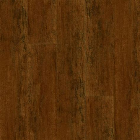 lowes flooring armstrong shop armstrong 4 92 in w x 3 93 ft l aged cherry high gloss laminate wood planks at lowes com