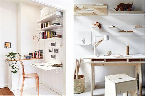bureau pour petit espace bureau bibliothèque pour petits espaces à voir