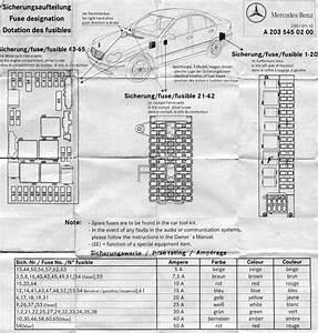 2018 Mercedes Sprinter Fuse Box Diagram